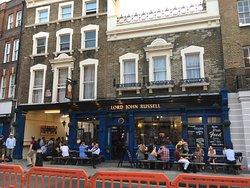 Lord John Russell Pub