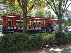 Downtown Trolley Greenville
