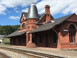 The Oakland B&O Railroad Museum