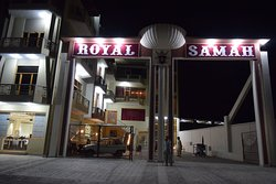 Royal Samah