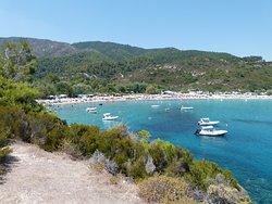 Armenistis Beach