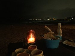 Amazing food, great service, sunset views