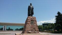 Monument to Abai Qunanbaiuli