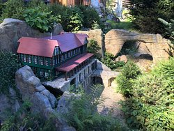 Miniaturpark Die Kleine Sachsische Schweiz