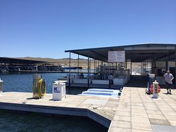 Temple Bar Marina, Lake Mead
