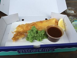 Driftwood Fish and Chips