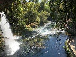 Lower Duden Waterfalls