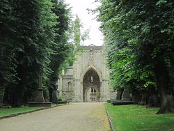 Nunhead Cemetery, South London