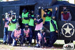 CS PAINTBALL Toulouse