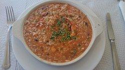 Restaurante típico português