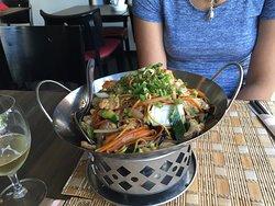 Convincing value, very tasty authentic Vietnamese noodle soup