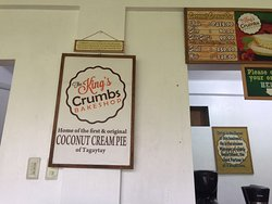 The King's Crumbs Bakeshop