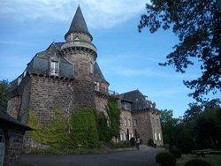 Un castillo precioso