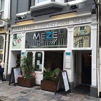 MEZE GRILL