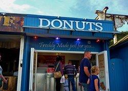 Llandudno Pier Donuts