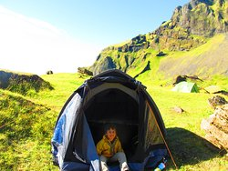 Iceland Camping Equipment