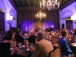 The Cabaret at The Columbia Club