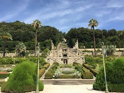 Storico Giardino Garzoni -  Casa delle Farfalle