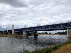 Kanalbruecke Magdeburg