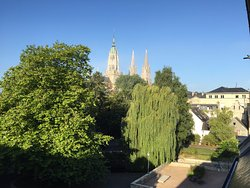 Amazing 4* boutique hotel in the heart of Bayeux, Normandy!