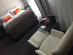 Hotel high tech