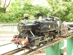 Thames Ditton Miniature Steam Railway