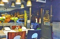 A gem! Fabulous boutique restaurant-