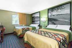 Super 8 by Wyndham Bath Hammondsport Area