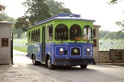 Fort Scott Trolley Tours