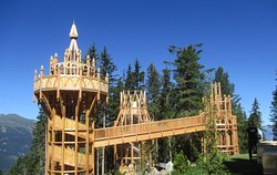 Spruce Tree Castle