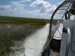 Airboat Rides Miami