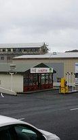 bensínsalan Klettur