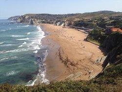 Gorrondatxe Beach