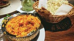 Srí Lanka-Indian restaurant