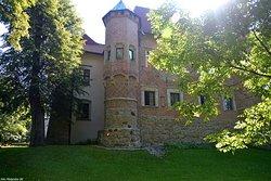 Zamek w Dębnie - Muzeum Okręgowe w Tarnowie