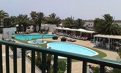 good resort quite location