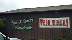 Webb Winery - Hermitage