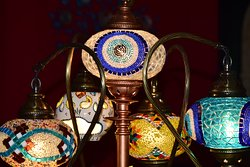 Turkish Lamp 2