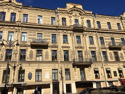 Great Hotel in the hearth of Saint Petersburg