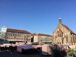 ニュルンベルク中央マーケット