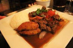 El Inka Grill Ceviche