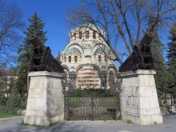 Saint George the Victorious Chapel and Mausoleum