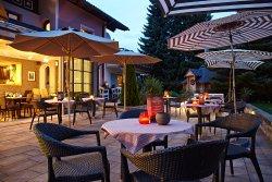 Hotel Charivaris Wintergarten
