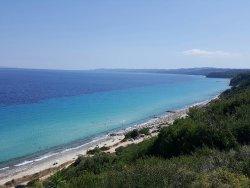 Afytos Beach