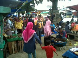 Tangor Market