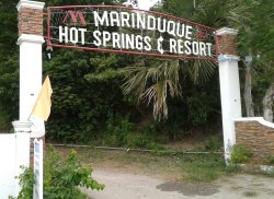 Marinduque Hot Spring