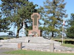 Mémorial aux Volontaires Polonais