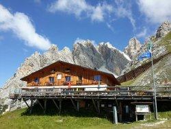 Great view of Cristallo mountain
