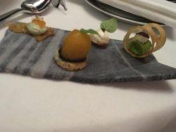 Un restaurant au top un chef à la hauteur de ce splendide mieux un service de qualité !!!