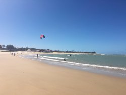 Barra de Tabatinga beach